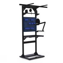 """Freestanding Station (Off-Centered) (32""""W x 27""""D x 84""""H)"""