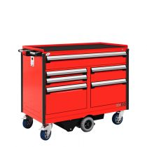 "R-Go Toolbox (with Compartments) (48""W X 24""D X 40 1/2""H)"