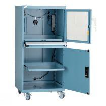 """Cabinet informatique mobile (30""""L x 27""""P x 63 1/8""""H)"""