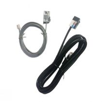 Phone and network cable kit (Service desk)