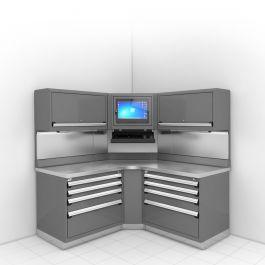 Technician Workcenter (Corner)