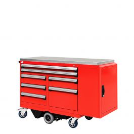 """R-Go Toolbox (with Compartments) (60""""W X 24""""D X 41 1/4""""H)"""