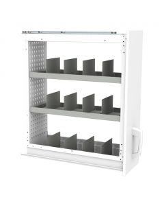 "R2V Vertical Drawer Interior (trays) (6""W X 27""D X 34""H)"
