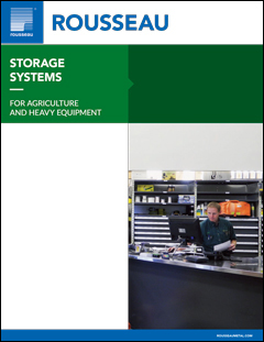 Storage Systems for Agriculture and Heavy Equipment