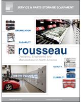 Service & Parts Storage Equipment