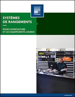 Systèmes de rangements pour l'agriculture et les équipements lourds