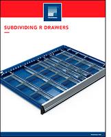 Subdividing R drawers
