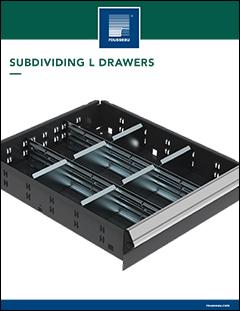 Subdividing L Drawers