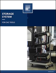 CNC Tool Storage System