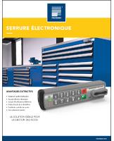 L50 – Système de serrure électronique