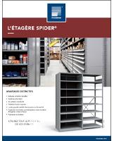 L'étagère Spider®