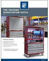 The TekZone Workstation Hutch