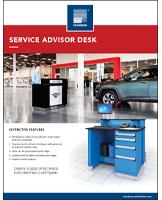 Service Advisor Desk