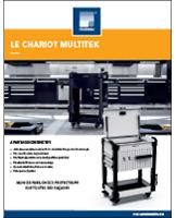Chariot MultiTek - Applications automobiles