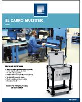 Carro MultiTek - Applicaciones industriales