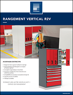 Rangement vertical R2V
