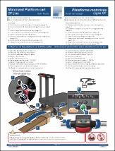Motorized Platform cart (user guide)