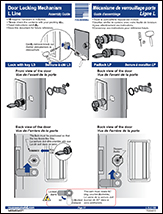 Door Locking Mechanism