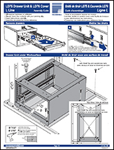 LD75 Drawer Unit & LD76 Cover