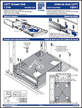 LD77 Drawer unit