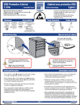 ESD Protective Cabinet