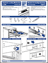 Electronic Locking Mechanism - LA30