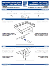 One-drawer-at-a-time System - OT