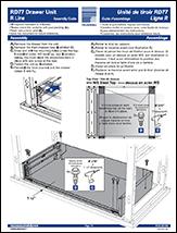 RD77 Drawer Unit