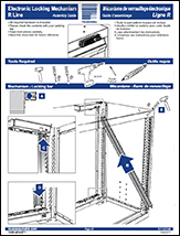 Electronic Locking Mechanism - RA30