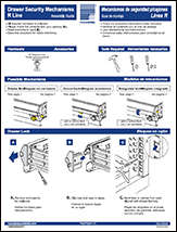 Drawer Security Mechanisms