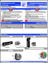 L50 Electronic Lock