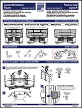 Corner Workstation - Assembly Guide #2