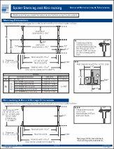 Spider® general dimensions and tolerances