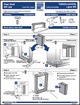 Riser Shelf
