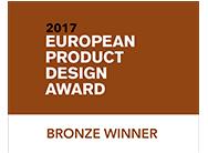 European Product Design Award 2017 : Bronze pour la huche TekZone