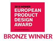 European Product Design Award 2018: Bronze medal for the MultiTek Cart