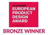 European Product Design Award 2018 : Bronze pour le chariot MultiTek