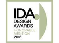 International Design Awards 2016: Honorable Mention for our Service Advisor Desk