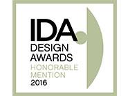 International Design Awards 2016 : mention honorable pour le poste d'aviseur technique