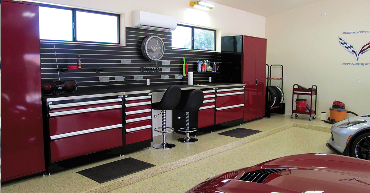 Le garage de Smokey