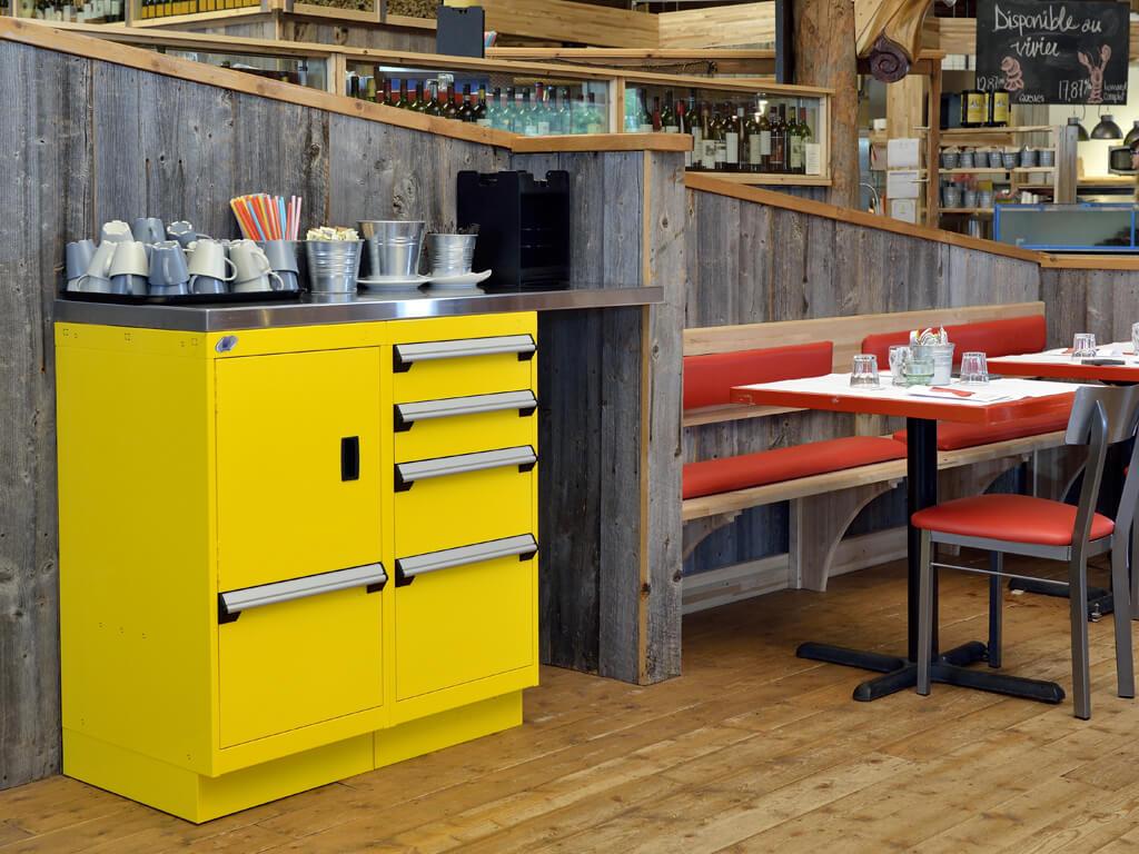 Cabinet jaune