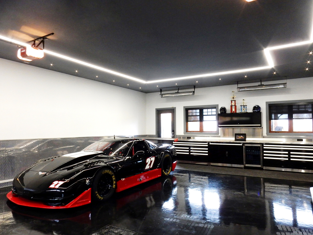Your dream garage