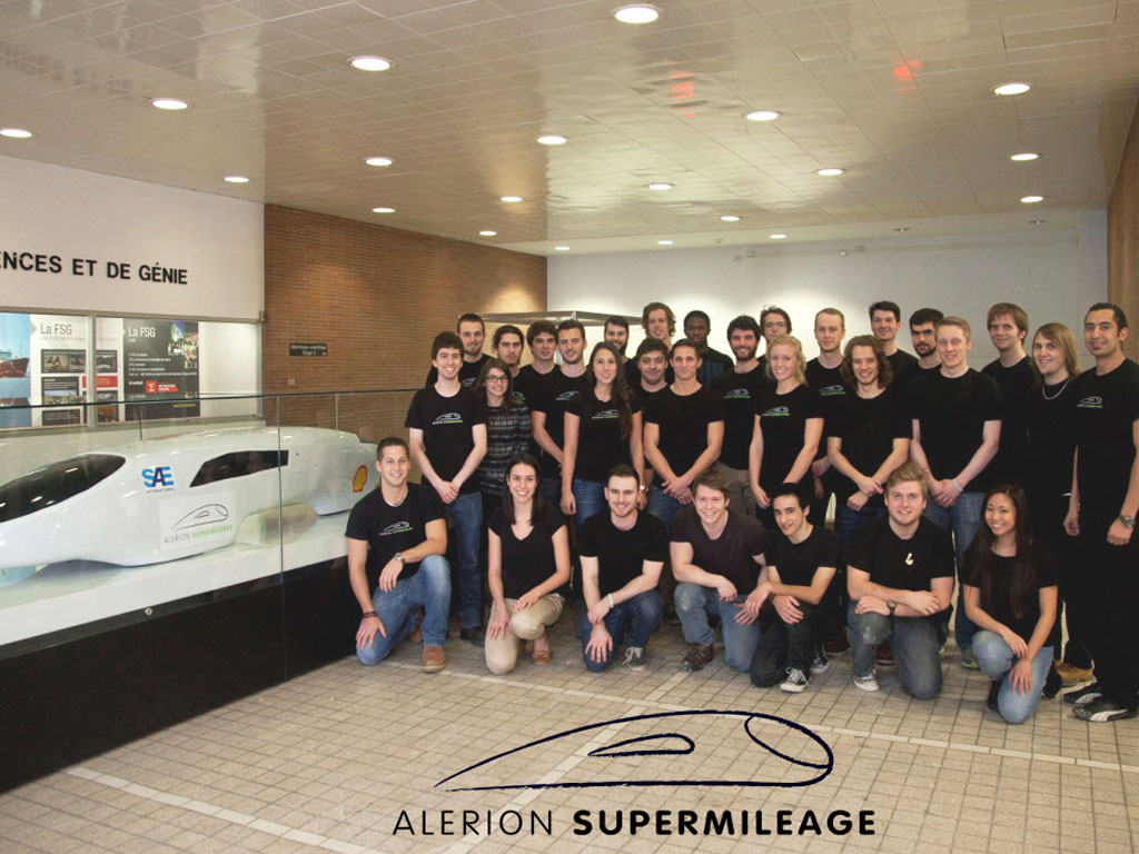 Alerion Supermileage