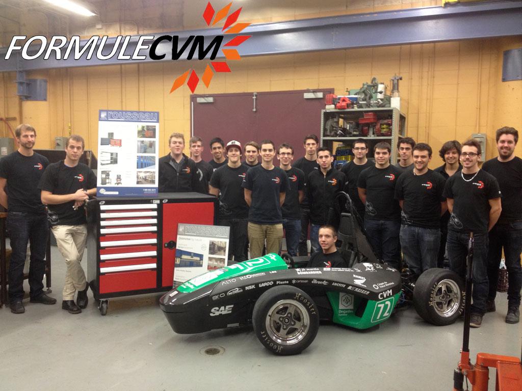 Formula CVM Motorsports