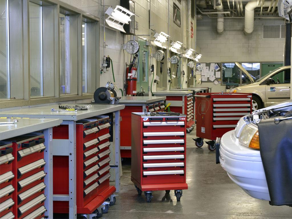 Automotive training centers, QC