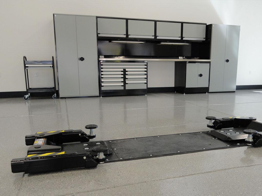 Personal garages, AZ