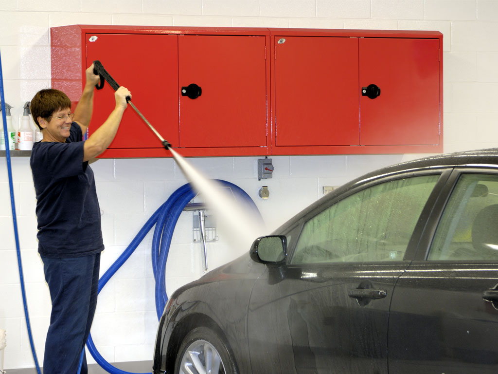 Car washes, QC