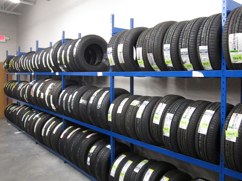Tire storage, MN