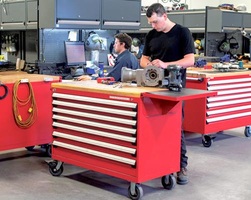 Heavy-Duty R Cabinet