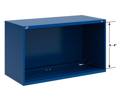 Dimensions intérieures cabinet R